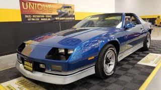 1986 Chevrolet Camaro Z28 | For Sale $15,900