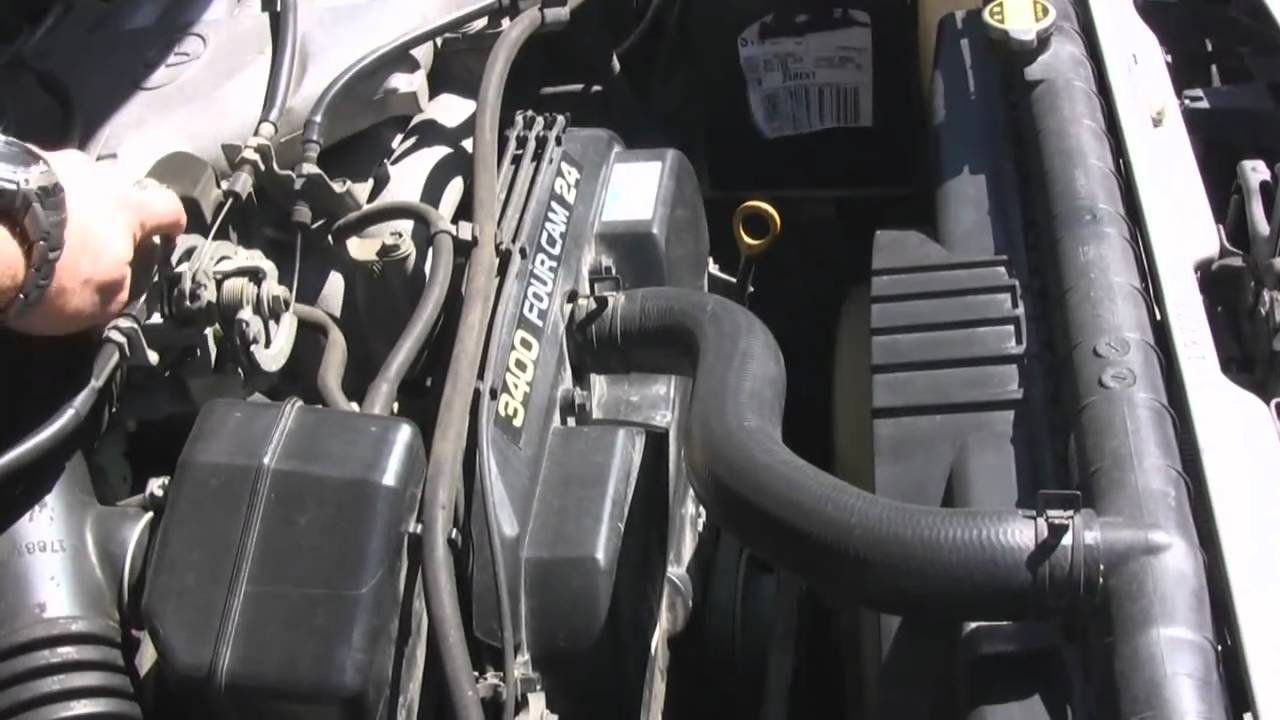 1999 Toyota Tacoma 3 4 L V6 Engine Diagram V 6