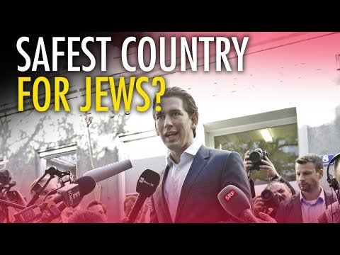Why Poland and Austria are the safest countries for Jews