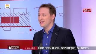 Best Of Territoires d'Infos - Invité politique : Ugo Bernalicis (22/03/19)
