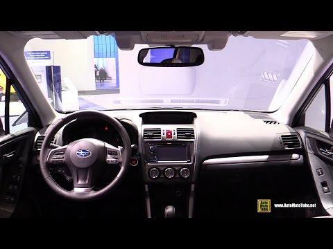 2015 Subaru Outback - Interior Walkaround - 2015 Detroit Auto Show