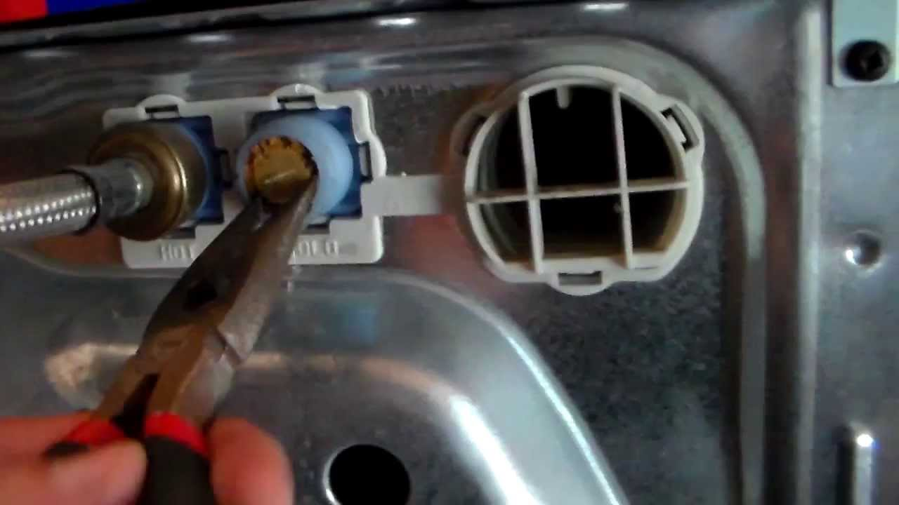 Washer Not Filling With Water How To Troubleshoot Youtube