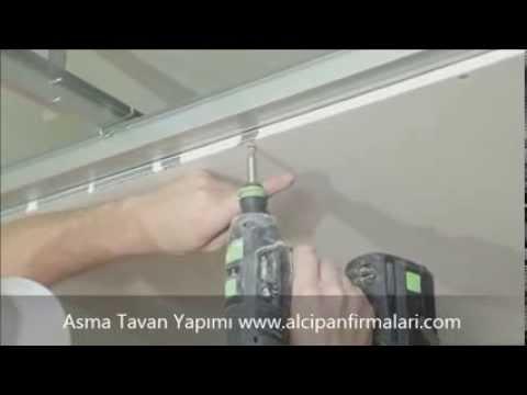 Alçıpan Asma Tavan Yapımı