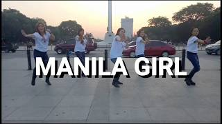 MANILA GIRL / Put3ska / Retro Dance Fitness