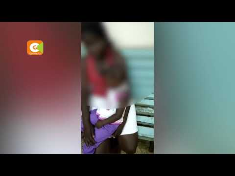 Girl, 2, hospitalised with bullet in neck in Kisumu