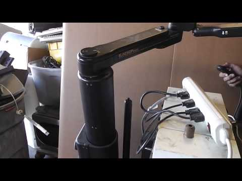 Sold Aesop 3000 Zeus Endoscope Robot Positioning Robotic System
