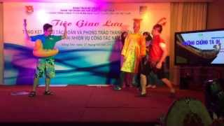 Sơn Tinh Thủy Tinh PTSC - POS 2013