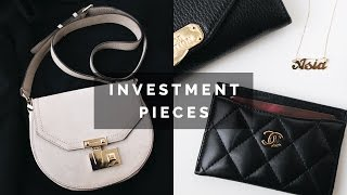 5 ESSENTIAL ACCESSORIES YOU SHOULD INVEST IN (+ how to choose them!)