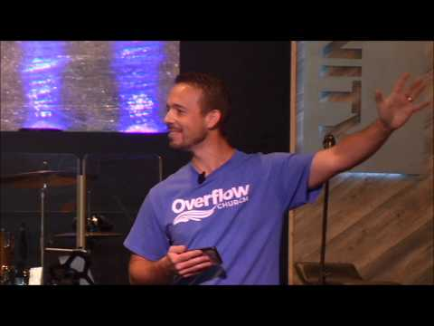 Living in the Overflow with Pastor Chuck Ammons