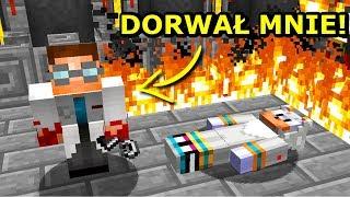 Minecraft Szalony Naukowiec- ON CHCE MNIE SPALIĆ