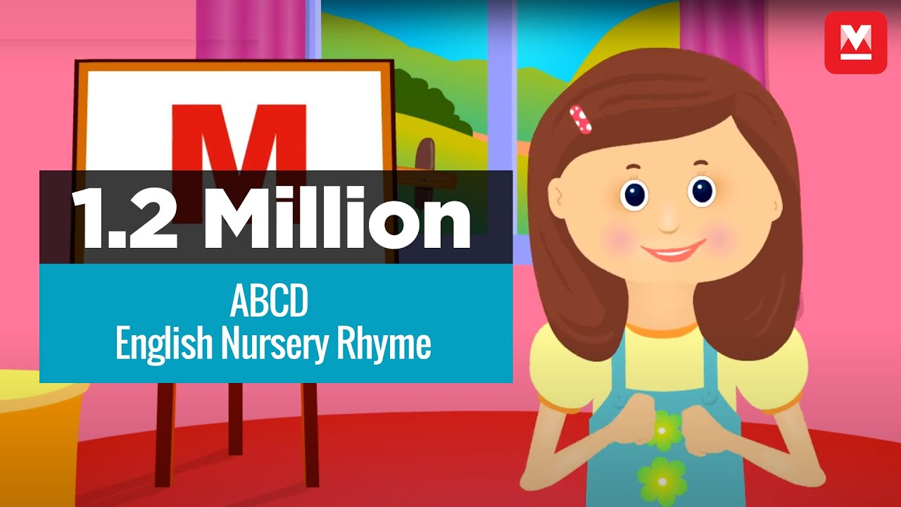 ABCD | English Nursery Rhyme | Manorama Online - YouTube
