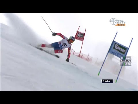 Ted Ligety wins first GS of 2016 season - Universal Sports