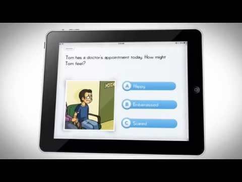 Social Skills iPad App for Autism Spectrum Disorders and Developmental  Delays