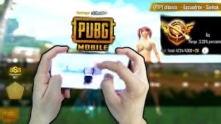 PARTIDA EN EL MEJOR CELULAR GAMING!  RED MAGIC 5G PUBGM ANDROID