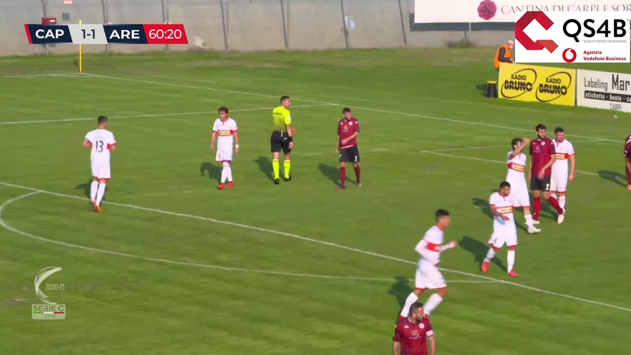 Carpi-Arezzo 4-1, gli highlights