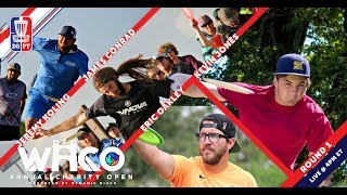 Disc Golf Pro Tour: The Waco Annual Charity Open presented by Dynamic Discs - Round One thumbnail