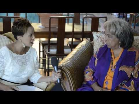 Interview with Rev. Dr. Della Reese Lett
