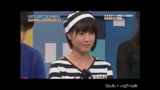 HKT48二期生の朝長美桜ちゃんが番組内で『ヤマザキ』と呼ばれるように...