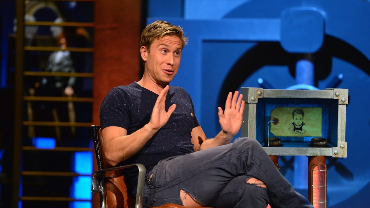 Russell Howard on grumpy kids - Room 101 Episode 8 Preview - BBC ...