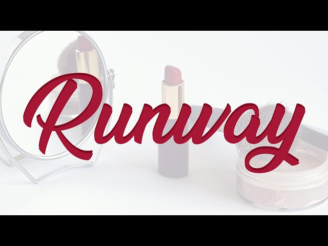RUNWAY - Le prossime tendenze