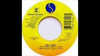 """Brian Wilson -  """"Melt Away"""""""