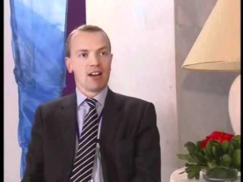 Giles Dickson, Vice President Government Relations Europe, Alstom power
