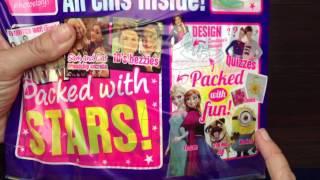 Rainbow Loom Daisy Charm - As Seen In Girl Talk Magazine