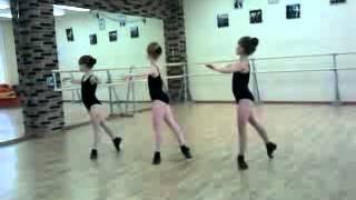 Балет для детей. Открытый урок. Dance First