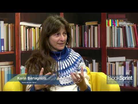 Karin Bertagnolli Dal Salone Internazionale Del Libro Di Torino 2019 - BookSprint Edizioni