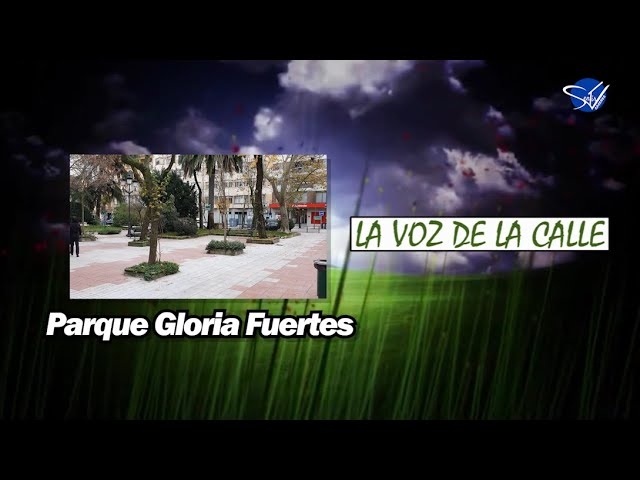 La Voz de la Calle - Parque Gloria Fuertes
