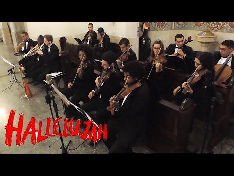 Coral e Orquestra para Casamento  Aleluia Instrumental Hallelujah Shrek Músicos para Casamento