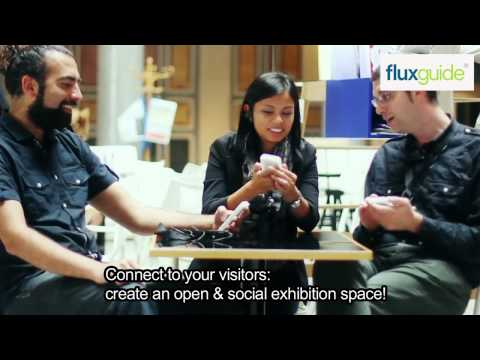 Fluxguide - The most innovative Mobile Visitor Guide for Museums & Exhibitions (English Tour)