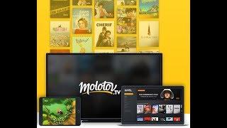 Molotov TV Présentation et démonstration