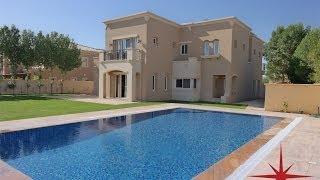 Arabian Ranches, La Avenida, Type 3, Villa with a Scenic View of Golf Course, capella properties