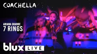 Ariana Grande - '7 Rings' (Live at Coachella 2019)
