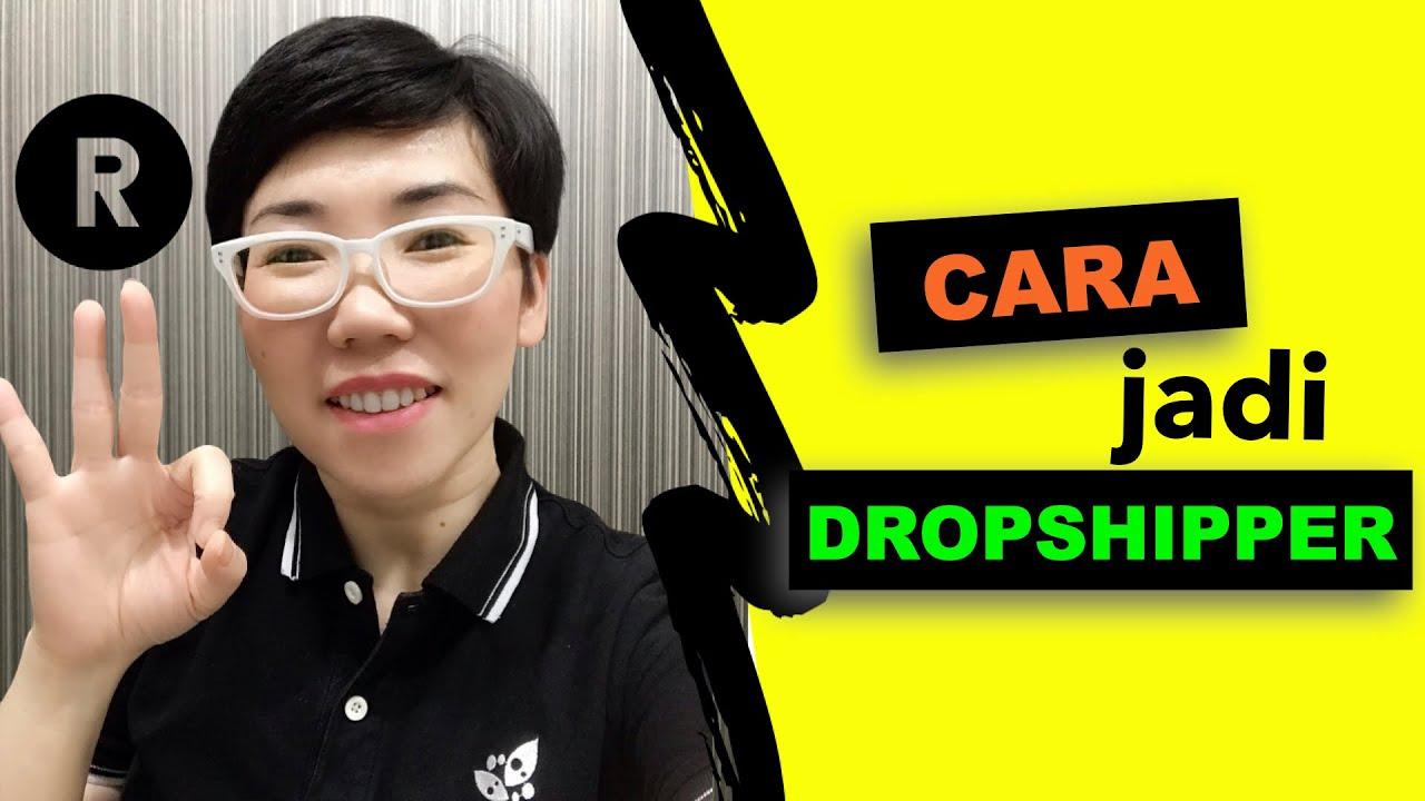 Cara Menjadi Dropshipper Bisnis Online BGS - YouTube