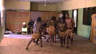 Slave Trade, a dance piece by folkloric selamta 1.MP4