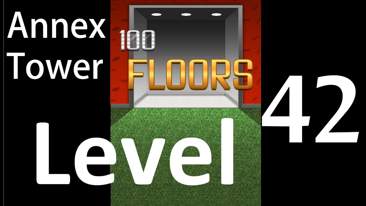100 Floors Level 42 Annex Tower Solution Walkthrough Youtube