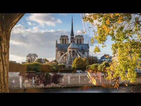 Paris 2017 - Sony a6300 - cinematic travel video