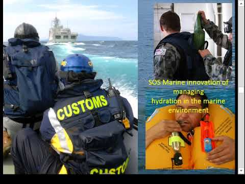 Presentation Of Marine Safety And Survival Equipment