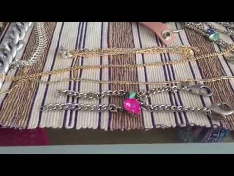 HRHCollection, Est1984Jewelry, LoveAndreasCloset & 28fourjewelry Massive Jewelry Haul!!