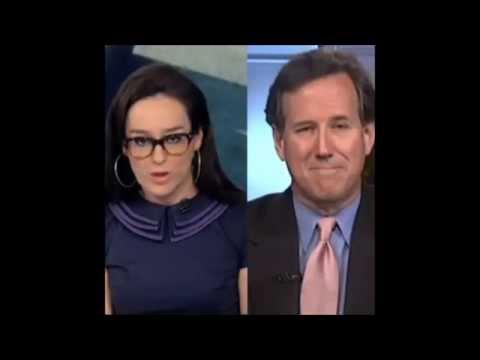 Kennedy vs Santorum