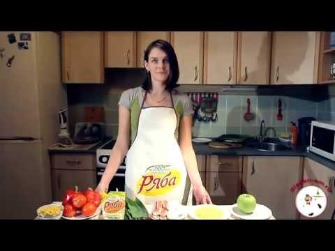 Как готовить салаты на 8 марта!