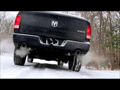 Dodge Ram 1500 5.7L Hemi Stock Exhaust