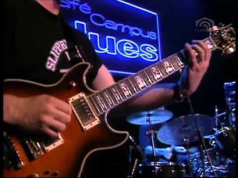 Carlos Del Junco - Blues at Café Campus - Live! ( Full Show )