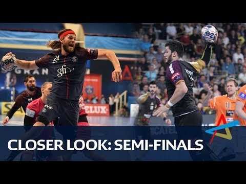 Head to Head | First Semi-final | VELUX EHF Champions League 2017/18
