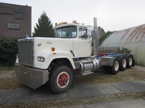 Mack dm 685 oldtimer te koop bij van burik bedrijfswagens youtube - Te koop ...