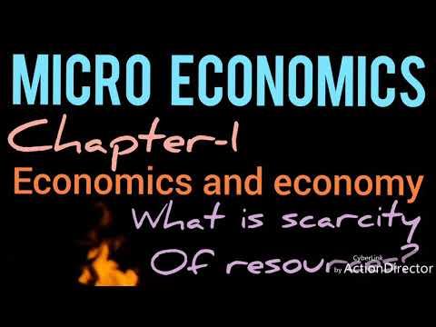 What is scarcity of resources / economic problems /economics & economy/economy /class 12/CBSE board