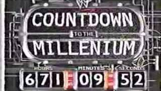 Video Countdown to the Millenium Clock Chris Jericho download MP3, 3GP, MP4, WEBM, AVI, FLV Agustus 2017