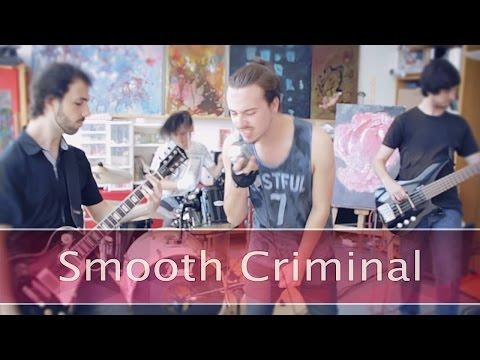 Michael Jackson - Smooth Criminal (Rock Version)